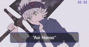 Black Clover ED Full [Aoi Honoo] lyric, Black Clover ED Full [Aoi Honoo] english translation, Black Clover ED Full [Aoi Honoo] Itowokashi lyrics