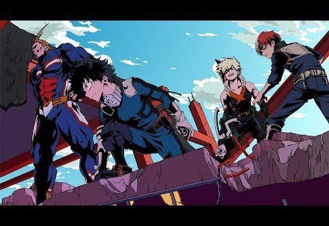 Boku no Hero Academia 3 Opening 2 [Make my story] with ...