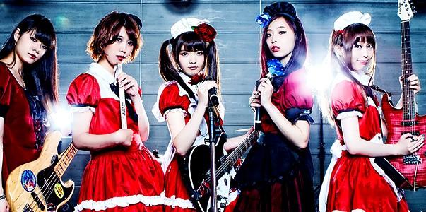 band-maid famous songs and lyrics